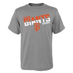 Boys 4-18 San Francisco Giants Meshed Up Tee