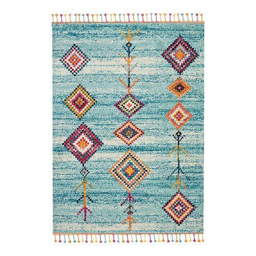 Nourison Moroccan Geometric Rug