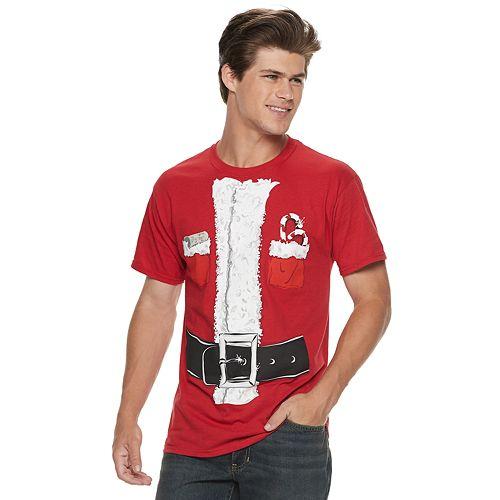 Men's Holiday Suit Tee
