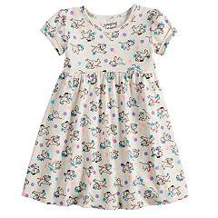 Disney's 101 Dalmatians Toddler Girl Babydoll Dress by Jumping Beans®