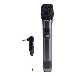 Karaoke USA 900 MHz UHF Wireless Microphone