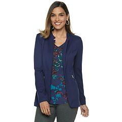 Women's Dana Buchman Notch Collar Blazer