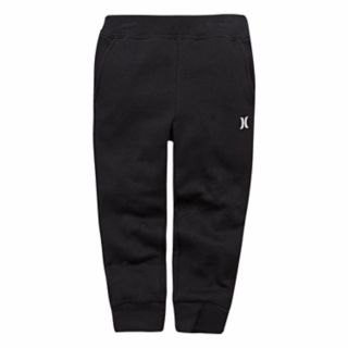 Toddler Boy Hurley Core Sueded Fleece Jogger Pants