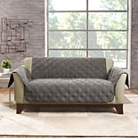 Sure Fit Waterproof Nonslip Pet Loveseat Slipcover