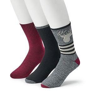 Men's Born 3-pack Performance Boot Socks