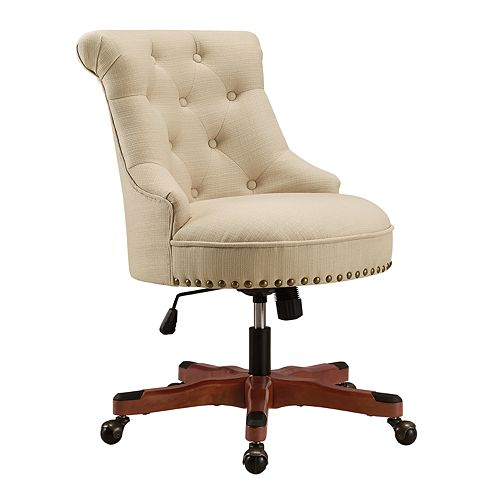 Linon Sinclair Desk Chair