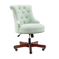 Linon Sinclair Desk Chair