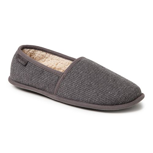Men's Dearfoams Thermal Closed Back Slippers