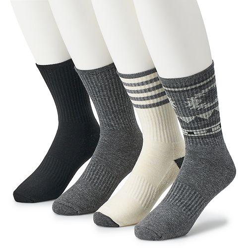Men's Born 4-pack Performance Boot Socks