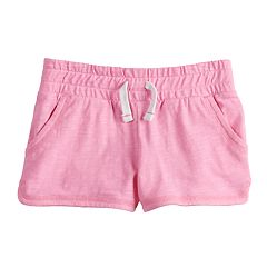 Toddler Girl Jumping Beans® Slubbed Shorts