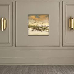 New View West Wind 16' x 16' Canvas Wall Art