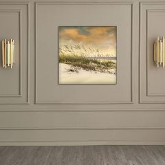New View West Wind 24' x 24' Canvas Wall Art