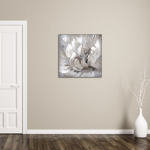 "New View Burst of Spring 16"" x 16"" Canvas Wall Art"
