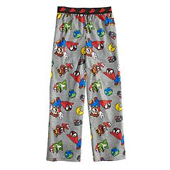 Boys 6-16 Super Mario Bros. Lounge Pants