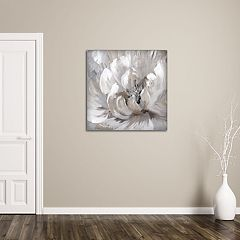 New View Burst of Spring 24' x 24' Canvas Wall Art