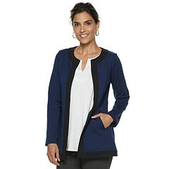 Women's Dana Buchman Colorblock Ponte Jacket