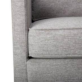 HomePop Modern Swivel Accent Chair