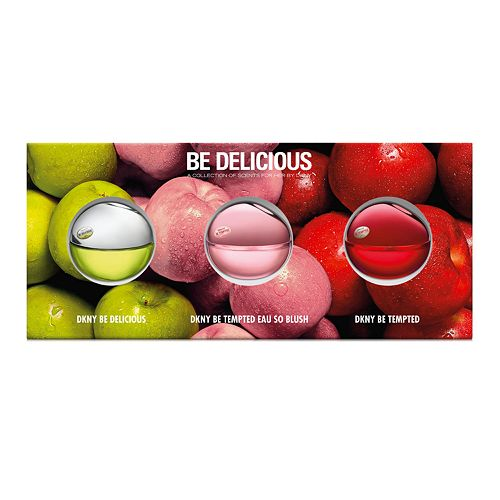 DKNY Be Delicious, Be Tempted Eau So Blush & Be Tempted Women's Perfume Gift Set