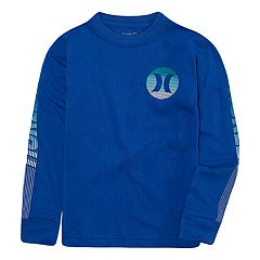 Toddler Boy Hurley Logo Long Sleeve Tee