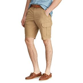 Men's CHAPS Big and Tall Stretch Cargo Shorts