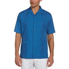 Men's Cubavera Guayabera Button-Down Shirt