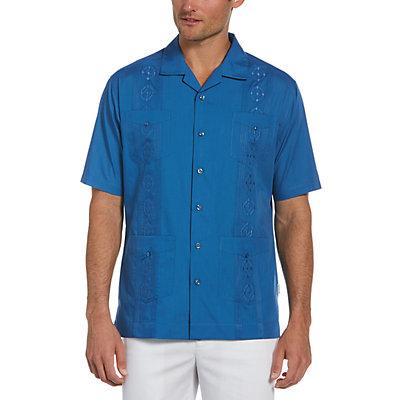 Men's Cubavera Guayabera Button-Down Shirt