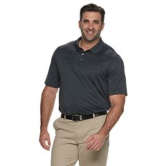 Men's Haggar® Regular-Fit Performance Stretch Polo