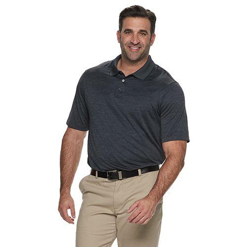 Men's Haggar® Regular-Fit Performance Stretch Polo