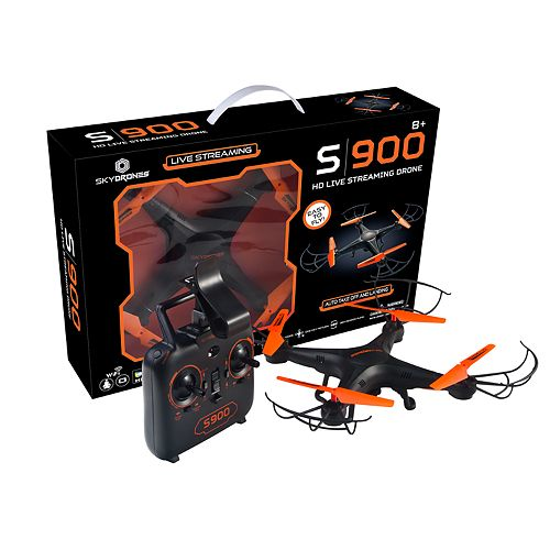 Sky Drones- S-900 HD Live Streaming Drone