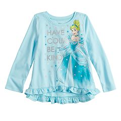 Disney's Cinderella Toddler Girl 'Have Courage Be Kind' Graphic Tee by Jumping Beans®