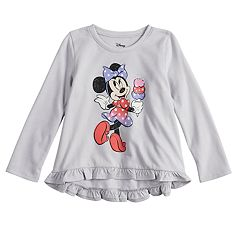 Disney's Minnie Mouse Toddler Girl Ice Cream Graphic Tee by Jumping Beans®