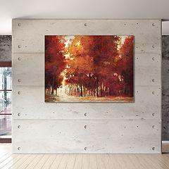 New View Evening Light 30' x 40' Canvas Wall Art