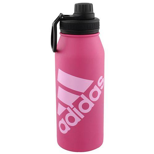 Water Bottle Kohls: Adidas 1-Liter Stainless Steel Water Bottle
