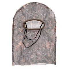 Men's QuietWear Full Cover Form Fit Mesh Facemask