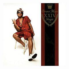 Bruno Mars - 24K Magic Vinyl Record