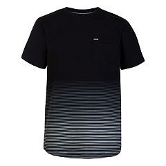 Boys 8-20 Hurley Ombre-Striped Tee