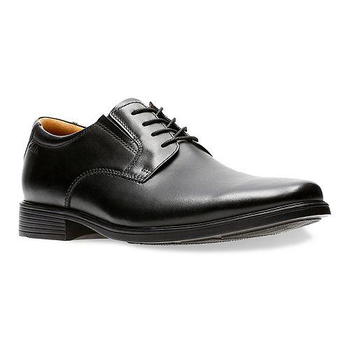 Clarks Tilden Men's Plain Toe Dress Shoes