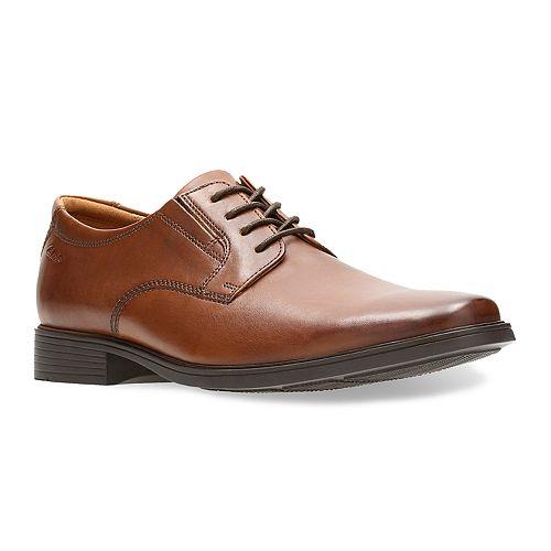 3bf8a79e4c2ac Clarks Tilden Men's Plain Toe Dress Shoes