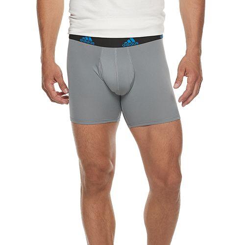 Men's adidas 3-pack Climalite Performance Boxer Briefs