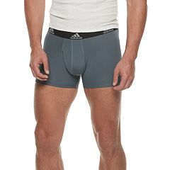 Men's adidas 3-pack climalite Performance Trunks