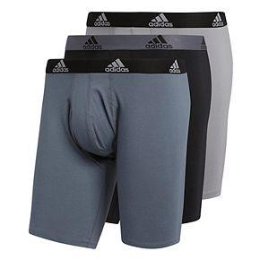Men's adidas 3-pack Midway Stretch Briefs