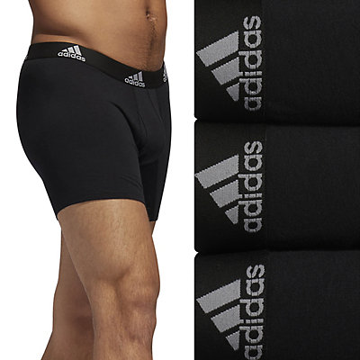 Men's adidas 3-pack Stretch Boxer Briefs