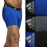 Men's adidas 3-pack Cotton Stretch Boxer Briefs