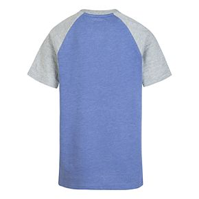 Boys 8-20 Hurley Logo Raglan Top