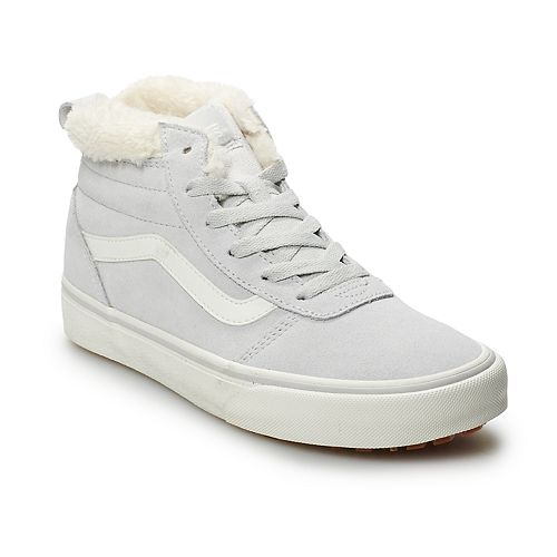 33814741375f Vans Ward Hi MTE Women s Skate Shoes