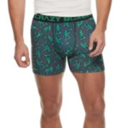 Men's Crazy Boxer Novelty Boxer Briefs