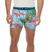 Men's Crazy Boxer Tropical Novelty Briefs