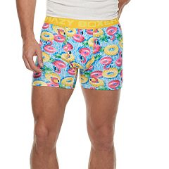 Men's Crazy Boxer Tropical Novelty Boxer Briefs