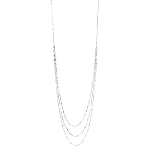 Always Radiant Multistrand Chain Necklace