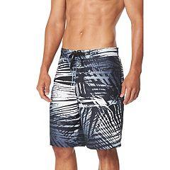 Men's Speedo Leaf Behind E-Board Shorts